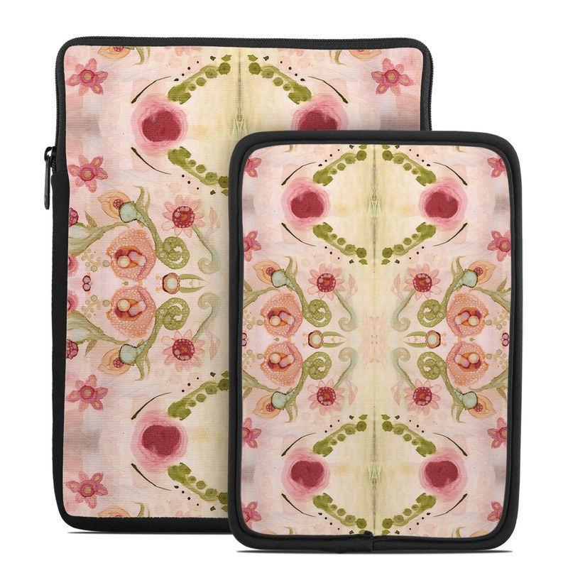 Kali Floral Tablet Sleeve