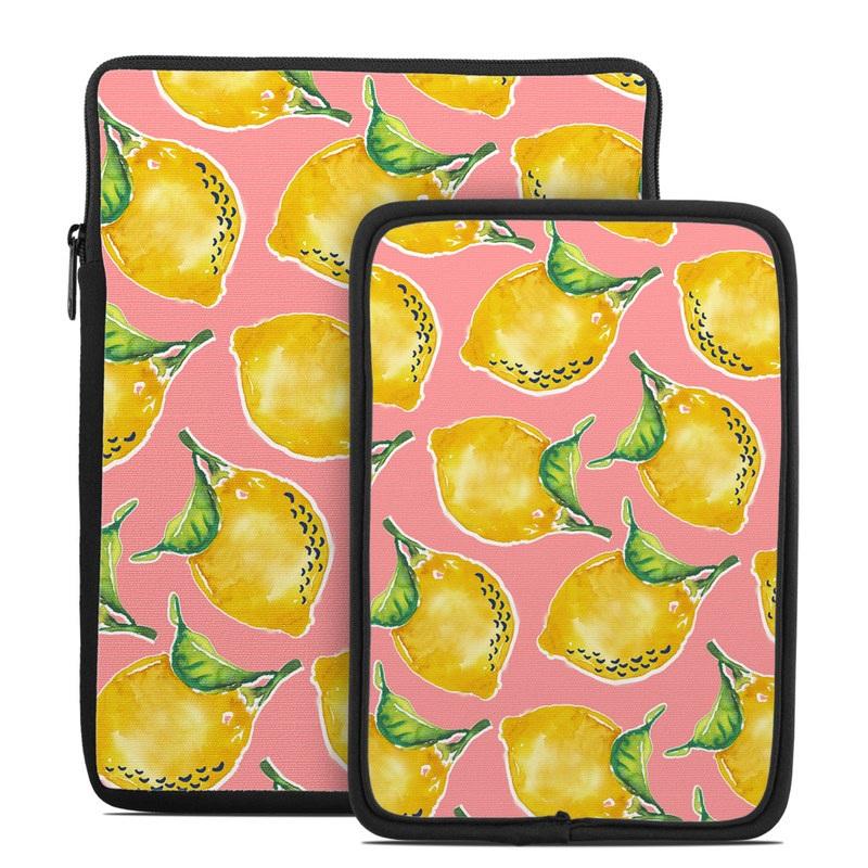 Lemon Tablet Sleeve
