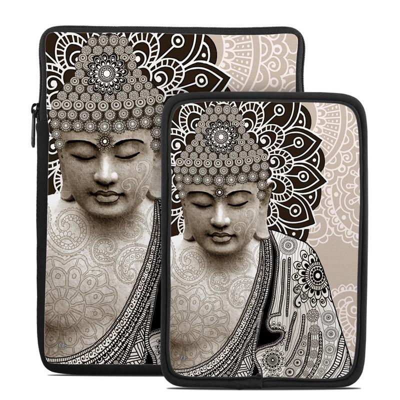 Meditation Mehndi Tablet Sleeve