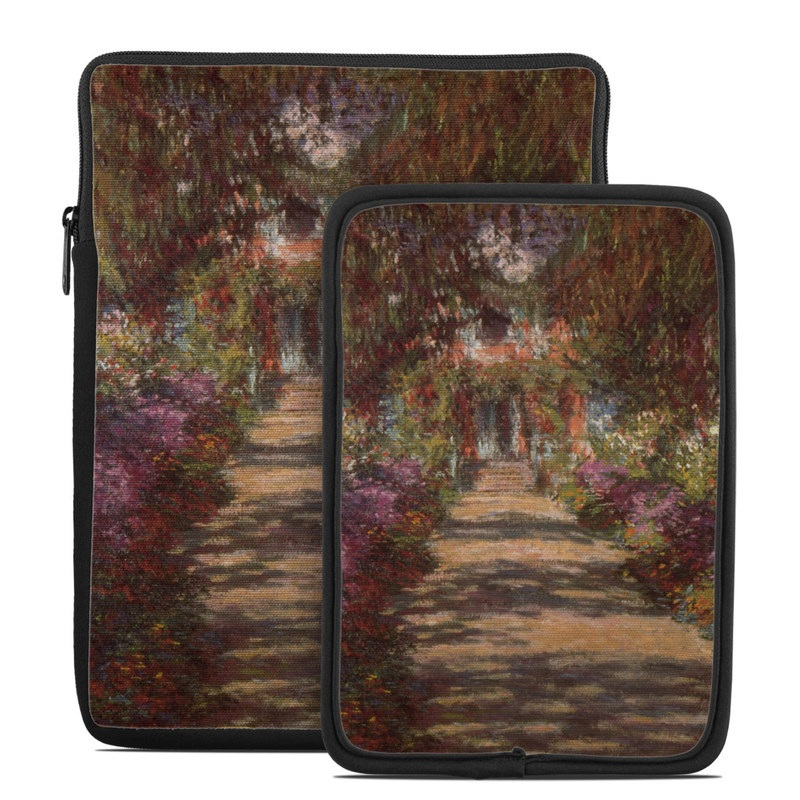Garden at Giverny Tablet Sleeve