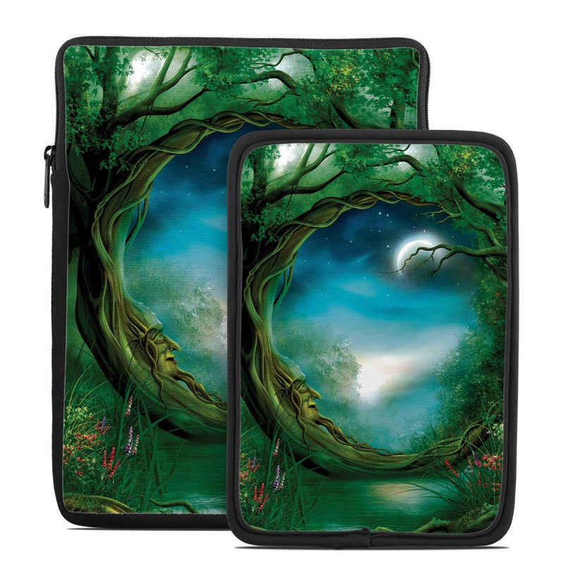 Moon Tree Tablet Sleeve