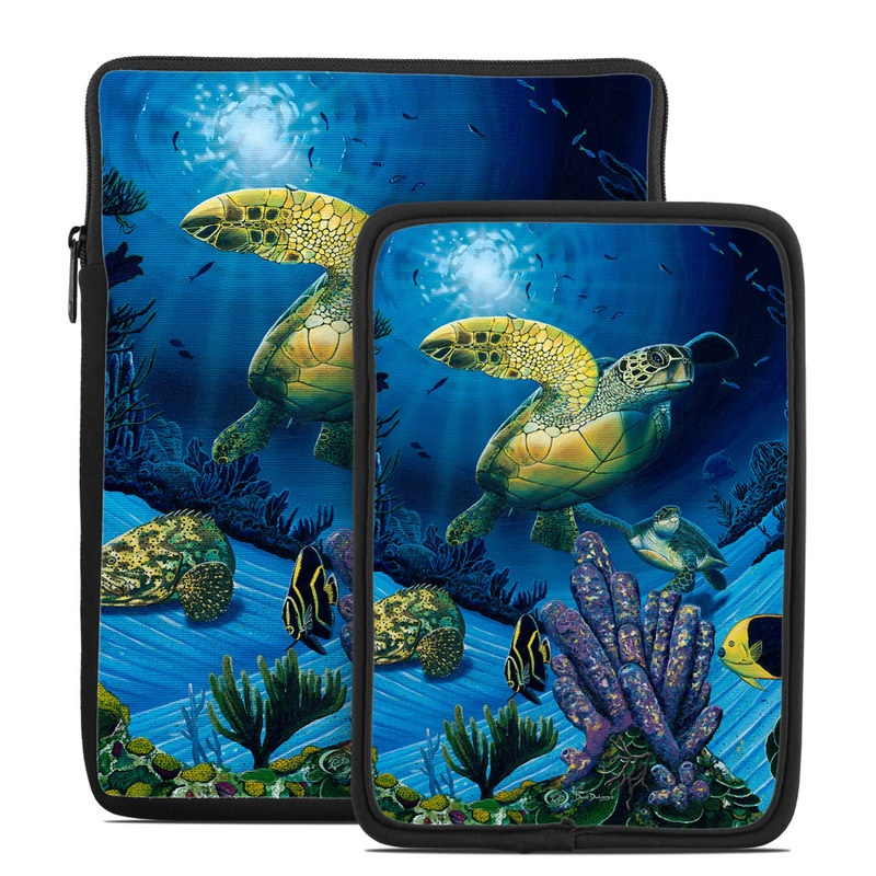 Ocean Fest Tablet Sleeve