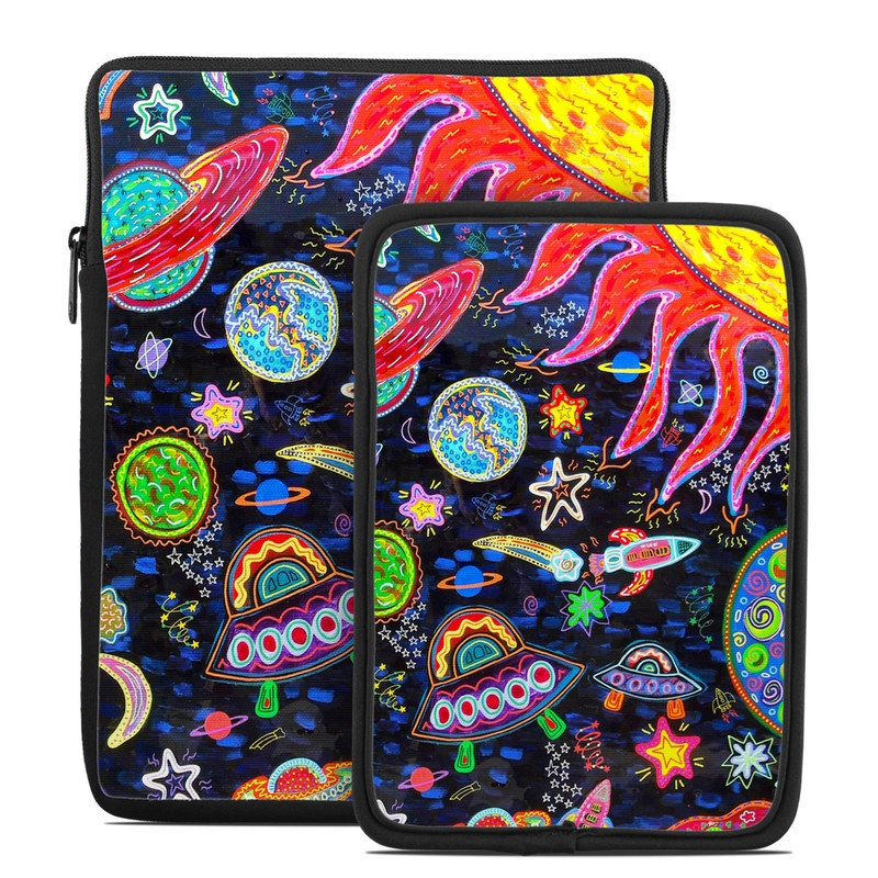 Out to Space Tablet Sleeve