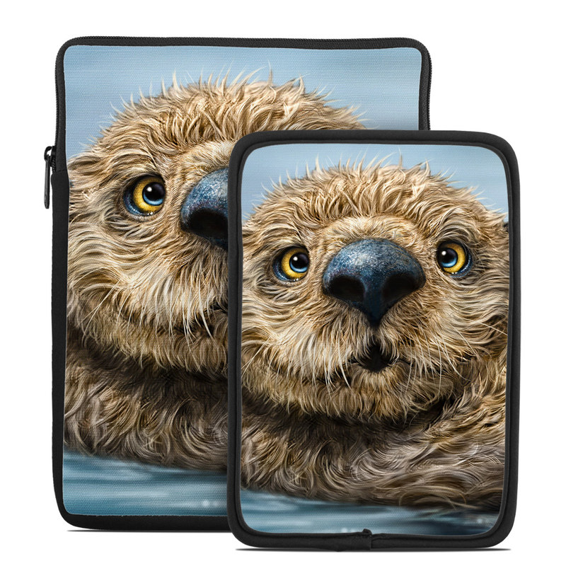 Otter Totem Tablet Sleeve
