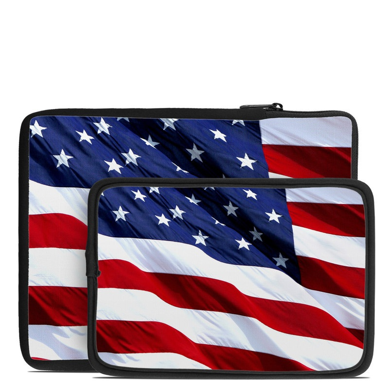 Patriotic Tablet Sleeve