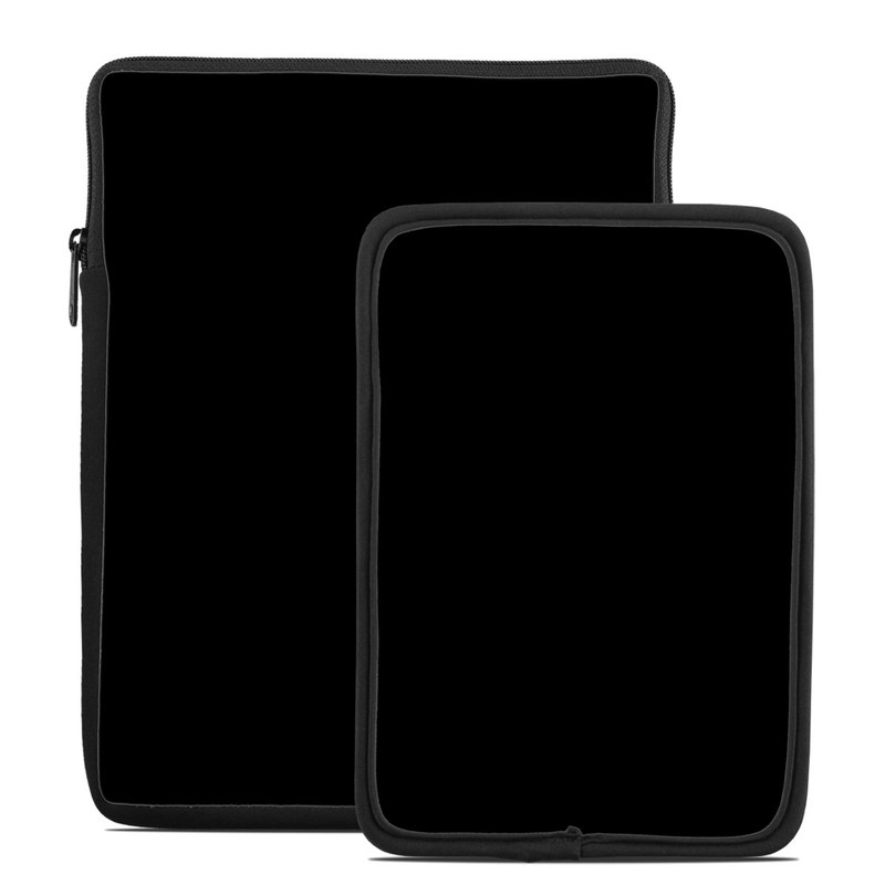 Solid State Black Tablet Sleeve