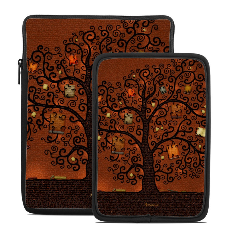Tree Of Books Tablet Sleeve